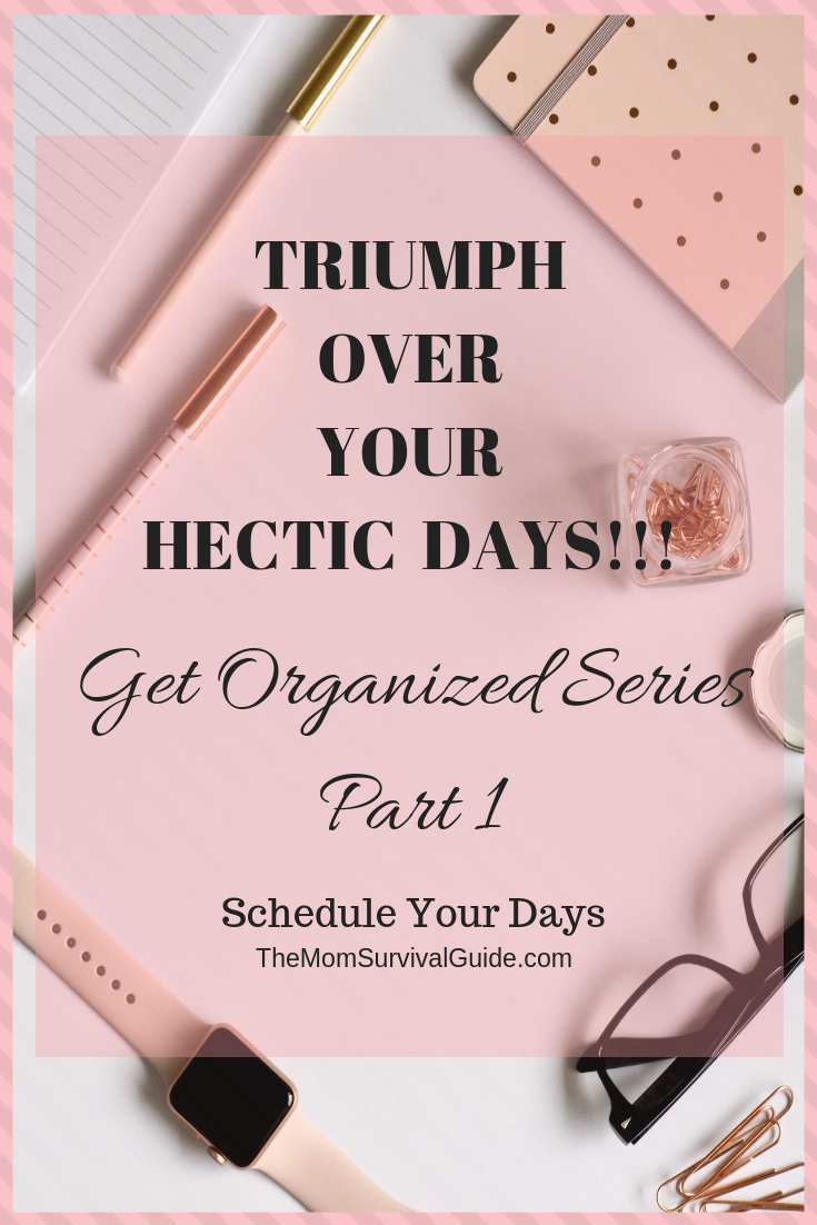 Create The Best Stay At Home Mom Schedule For You