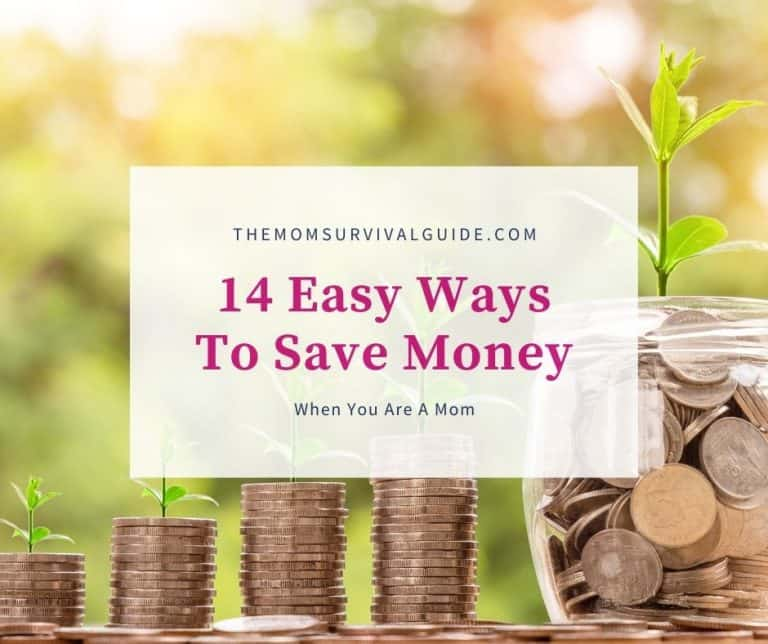 14 Easy Ways to Save Money On A Tight Budget That You Never Thought Of