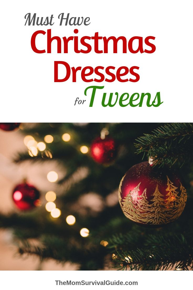 Let your tween feel confident in her own style with these trendy Tween Christmas Outfits.  They will help your little girl feel older and more independent while mom still gets her to dress up.  #christmasoutfit #tween #momlife