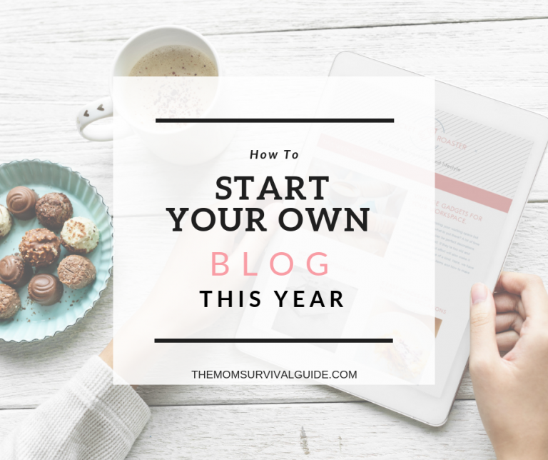 How To Start Your Own Blog – Step By Step