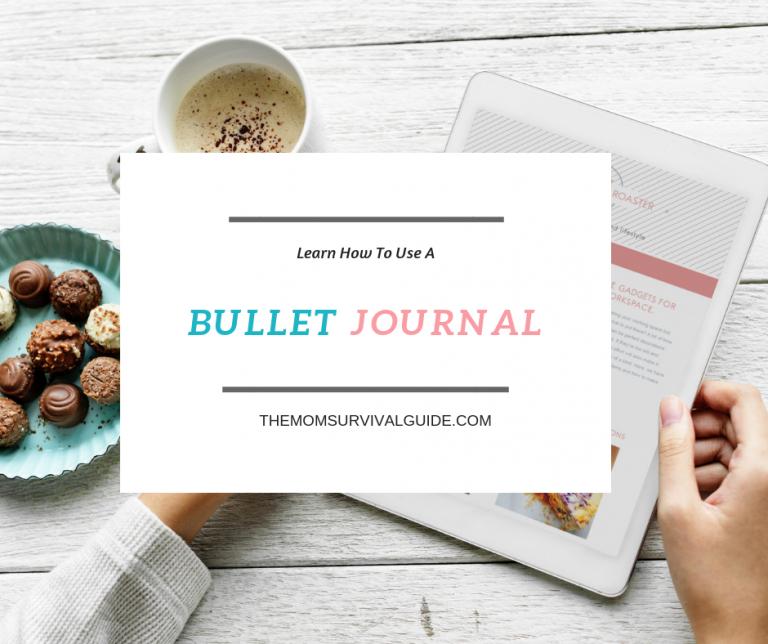 Bullet Journaling – Guest Post!