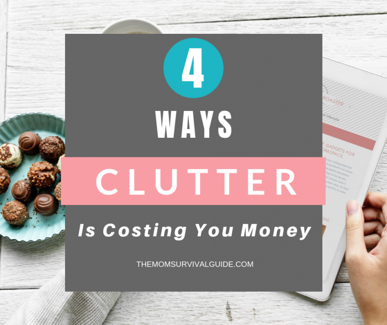 The Hidden Cost of Clutter and Disorganization You Need To See