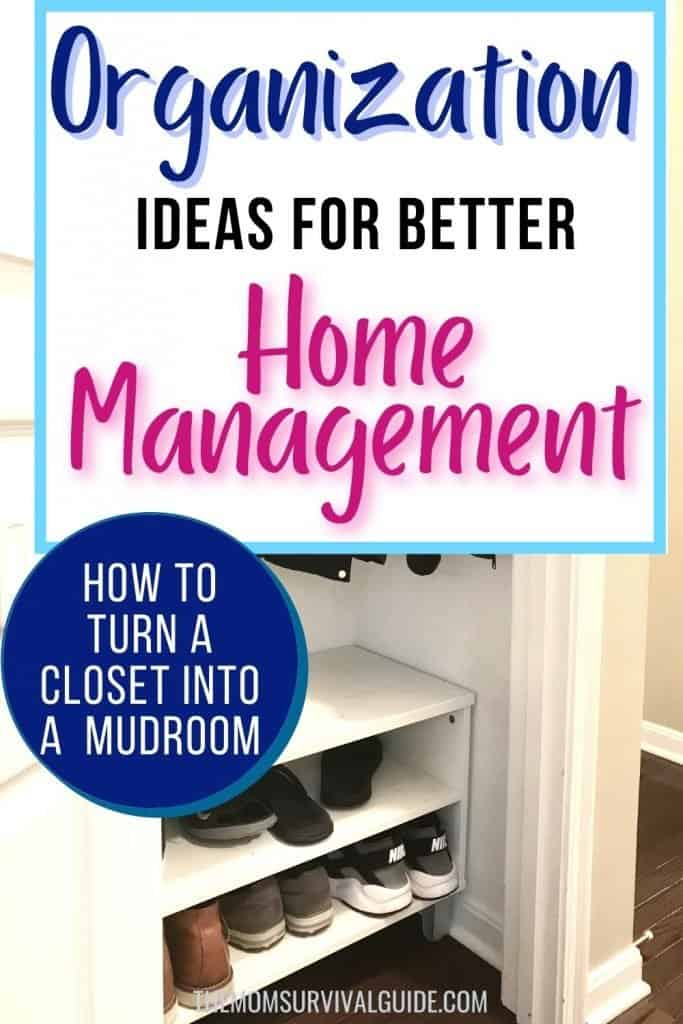organization ideas for better home managentment top ways to turn a small closet into a treasured mudroom image of a coat closet with bench shoes and coats