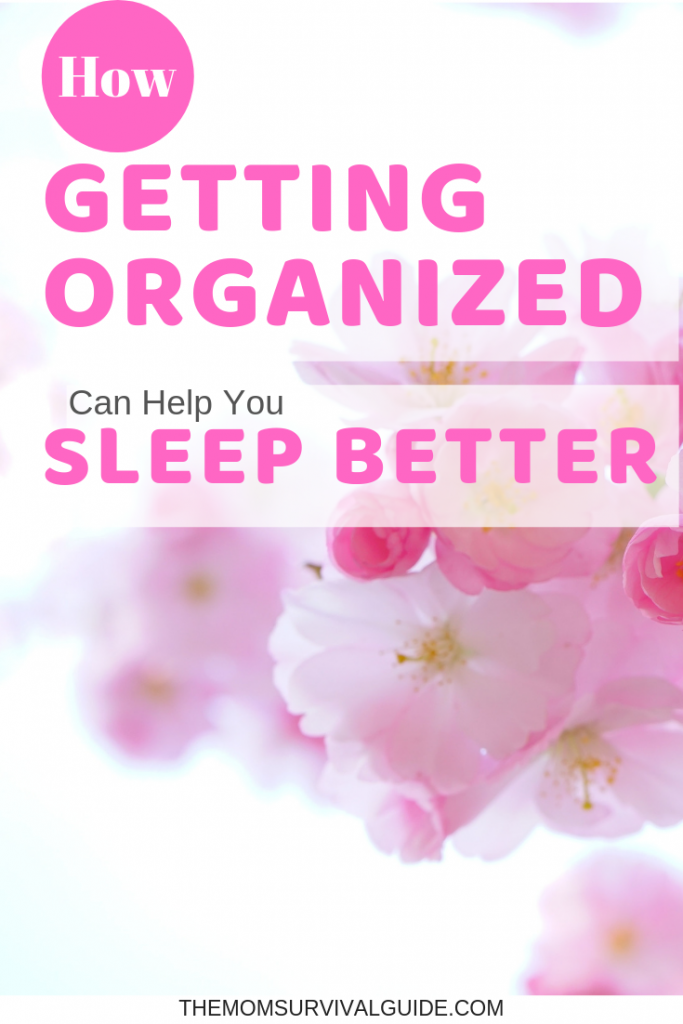 11 Tips for Sleep Deprived Moms that Really Work -get organized so you can be a successful mom and sleep better at night. #momlife #sleepdeprivedmom #successfulmom #organize