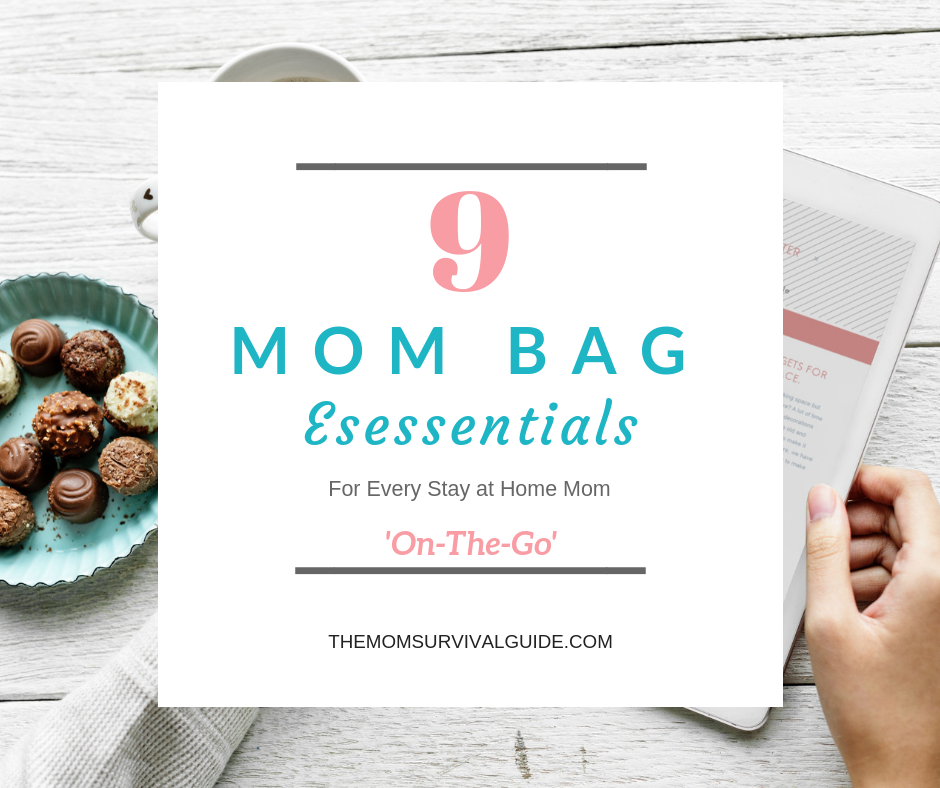 mom bag essentials