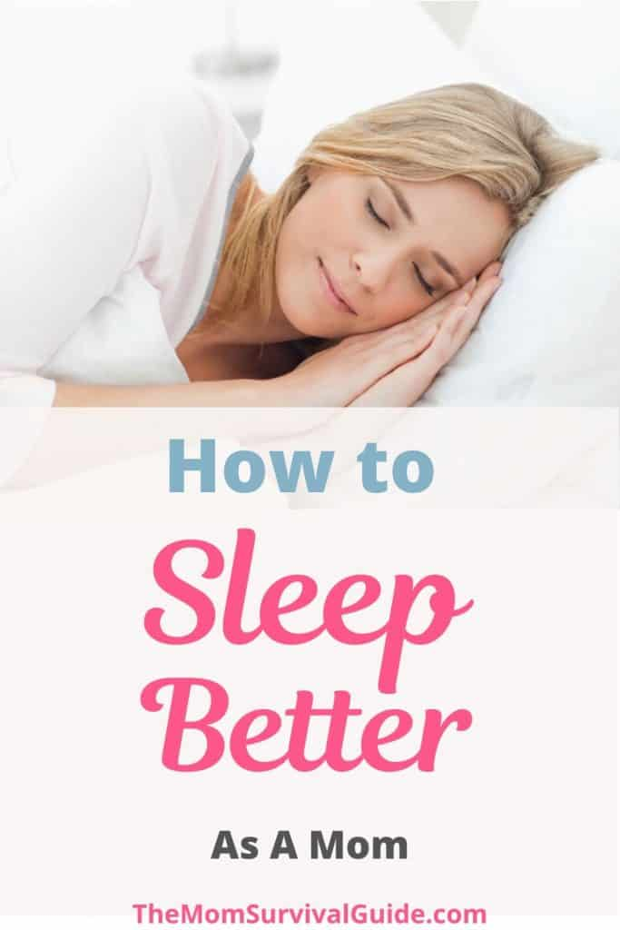 sleep deprived moms