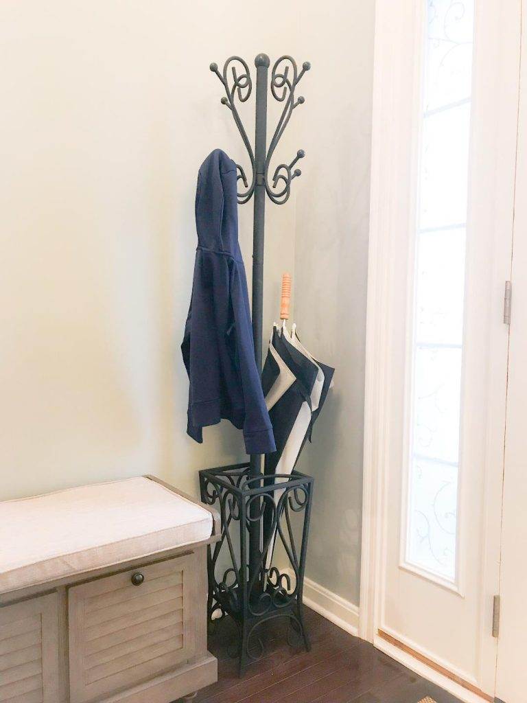 Coat Tree From Pier 1. #organization #storage #solutions