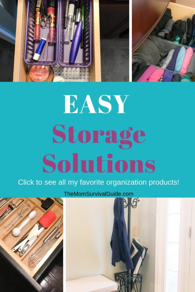 Easy Storage Solutions