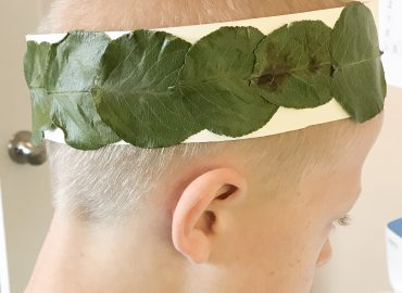 How To Make A Laurel Wreath