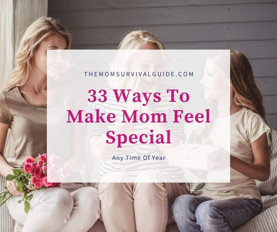 make mom feel special feature image
