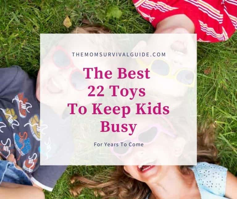 The Best 15 Toys To Keep Kids Busy For Years To Come