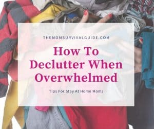 Delcutter When Overwhelmed