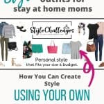 Stylish outfits for stay at home moms