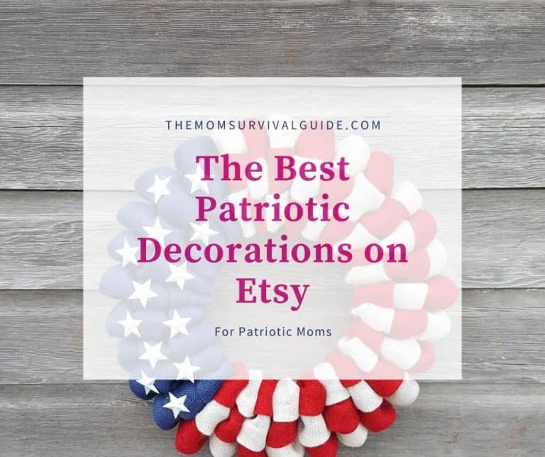 Easy Patriotic Table Decoration Ideas for Fourth Of July And Memorial Day