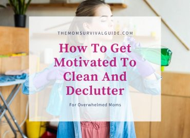 get motivated to clean and delcutter fb