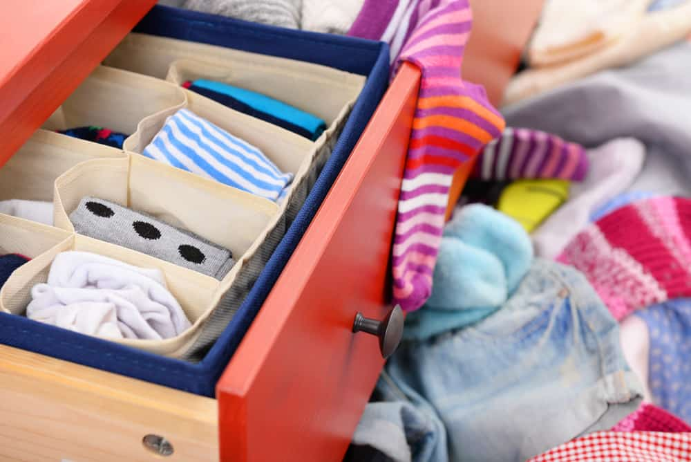 how to declutter a room teenagers room drawers