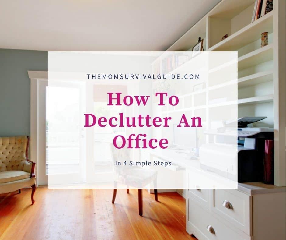 how to declutter an office(4)
