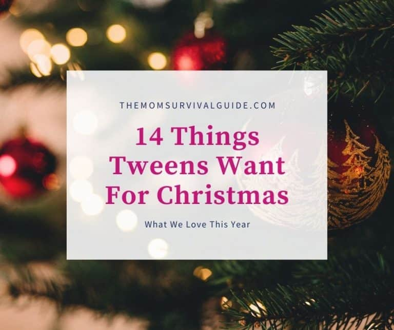 14 Things Tweens Girls Want As Gifts and Will Love