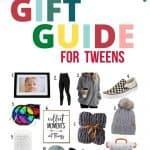tween girls christmas gift guide pin