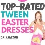 Easter Dresses For Tween Pin Image