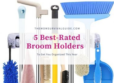 best broom holders feature image