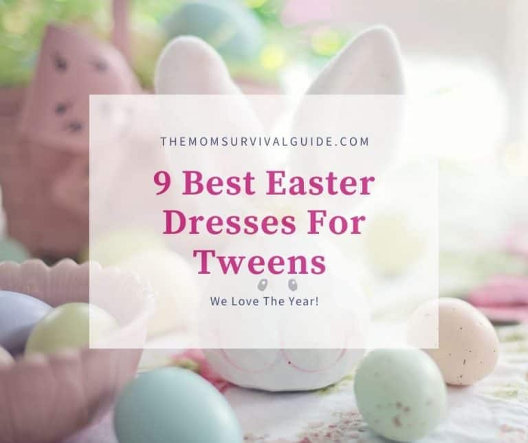 9 Best Easter Dresses For Tweens We Love This Year!