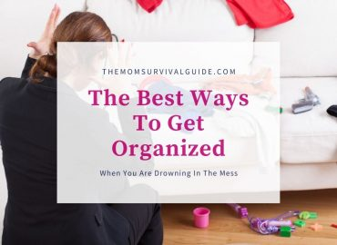 best ways to get organized when you are overwhelmed feature image