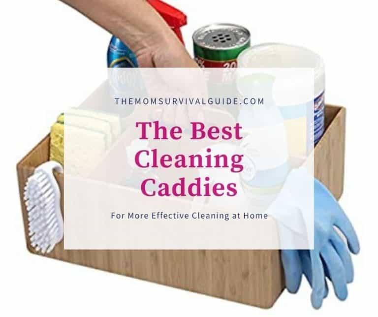 See The Best Cleaning Caddies For More Effective Cleaning