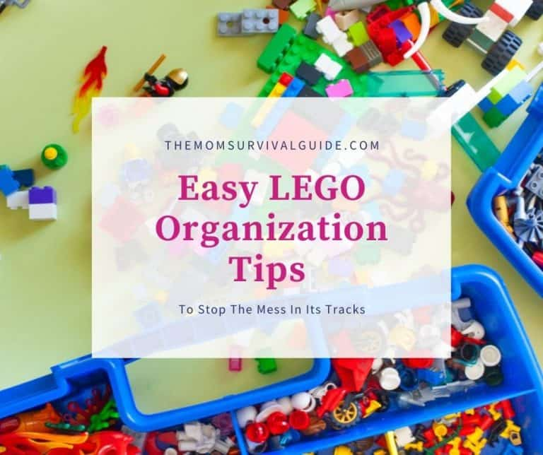 Easy LEGO Organization Tips To Stop The Mess In Its Tracks