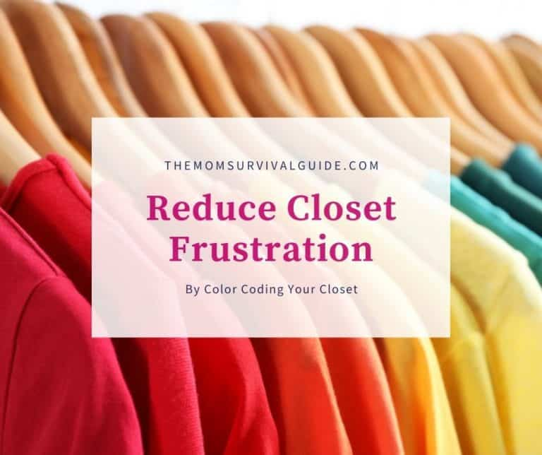 Reduce Closet Frustration With This Ultimate Guide To Color Coding