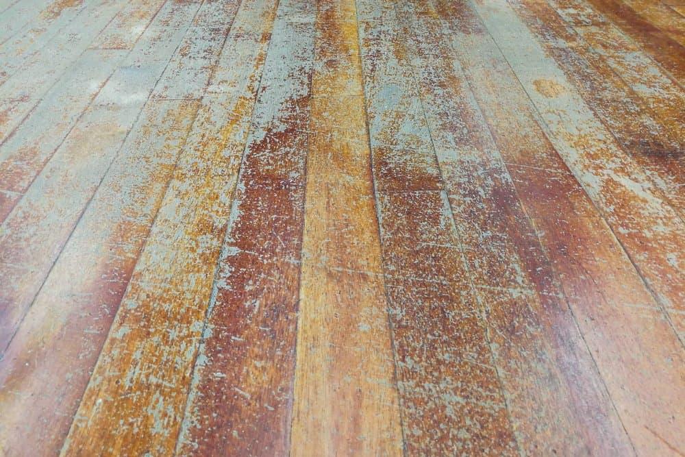 damaged floors make home look like dirty house