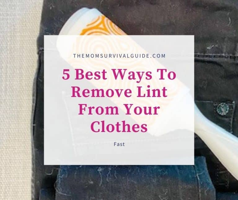 5 Best Lint Removers To Remove Lint From Your Clothes Fast