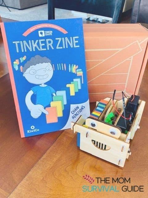 best science kits lego machine 3