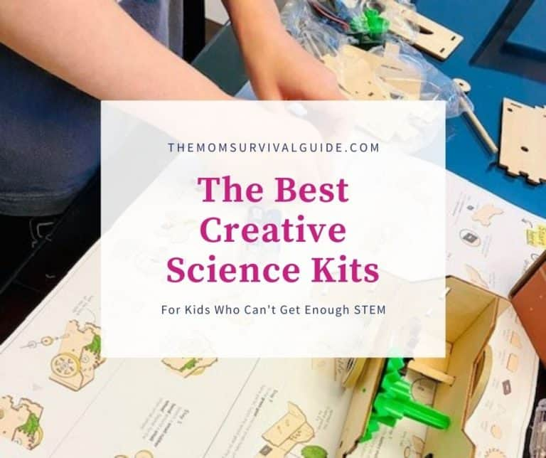 The Best Creative Science Kits For Kids Who Can't Get Enough STEM